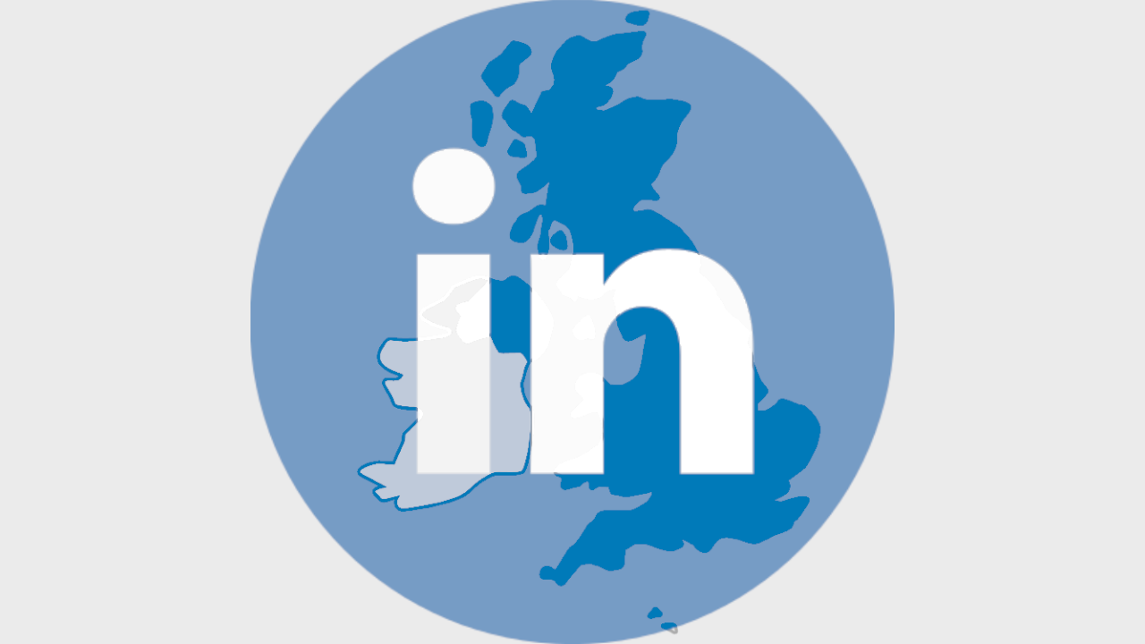 linkedin locations uk